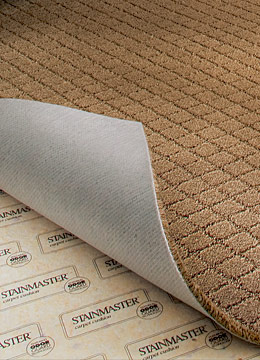 Carpet padding increasing the life of your carpet